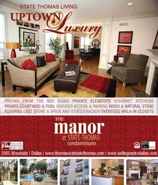 The Manor at State-Thomas